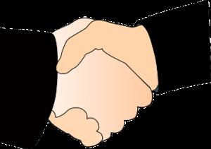 handshale